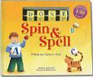 Spin & Spell Cover